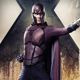 Michael Fassbender X Men Days Of Future Past - Obrázkek zdarma pro iPad 2