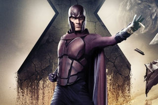 Michael Fassbender X Men Days Of Future Past - Obrázkek zdarma pro Sony Tablet S