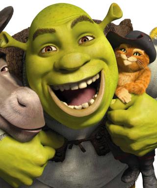 Shrek Hd - Obrázkek zdarma pro 640x1136