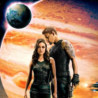 Jupiter Ascending Movie - Obrázkek zdarma pro 1024x1024