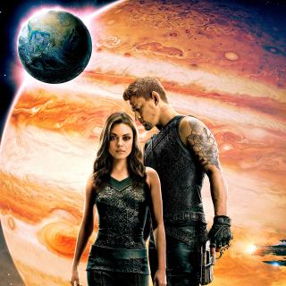 Jupiter Ascending Movie - Obrázkek zdarma pro iPad mini