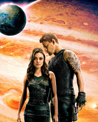 Jupiter Ascending Movie - Obrázkek zdarma pro Nokia Asha 203