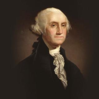 George Washington - Obrázkek zdarma pro iPad Air