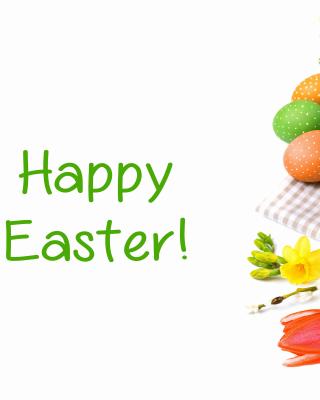 Happy Easter - Obrázkek zdarma pro Nokia Asha 309