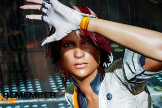 Nilin In Remember Me Wallpaper for Android, iPhone and iPad