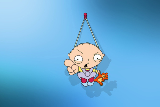 Stewie Griffin Wallpaper for Android, iPhone and iPad