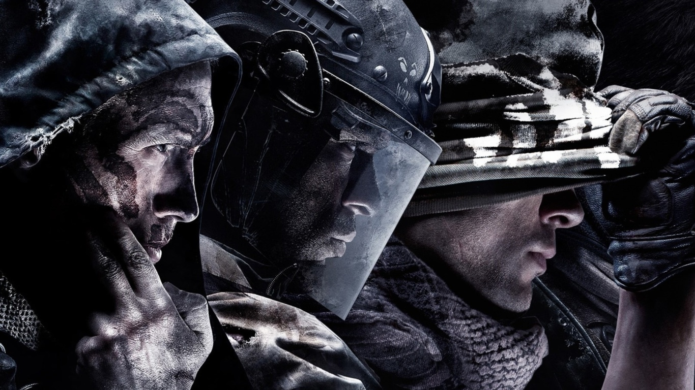 Call of Duty Ghosts - ...
