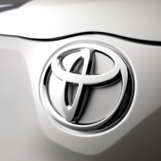 Toyota Emblem - Obrázkek zdarma pro iPad Air