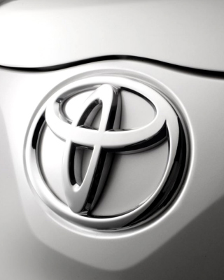 Toyota Emblem Wallpaper for 480x854