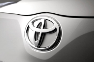 Toyota Emblem Background for Android, iPhone and iPad