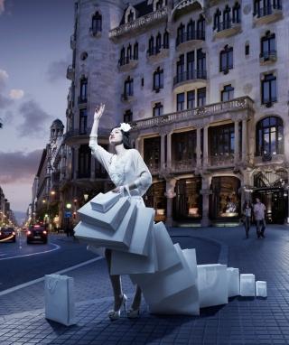 Shopaholic - Obrázkek zdarma pro Nokia Asha 501