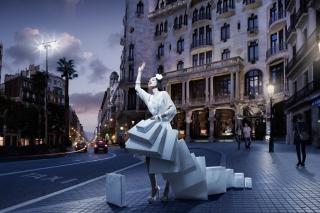 Shopaholic - Obrázkek zdarma pro Motorola DROID