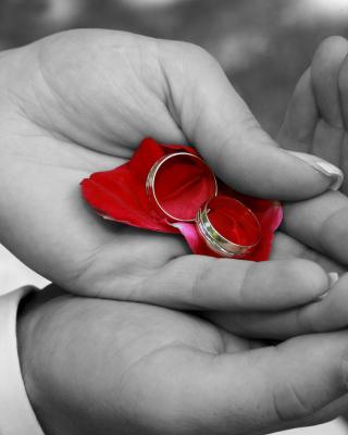 Engagement Rings - Obrázkek zdarma pro Nokia C3-01 Gold Edition