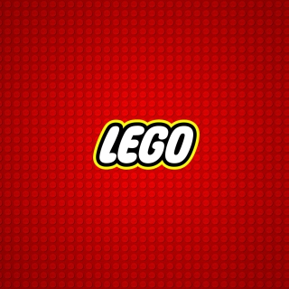 Lego Logo - Obrázkek zdarma pro 2048x2048