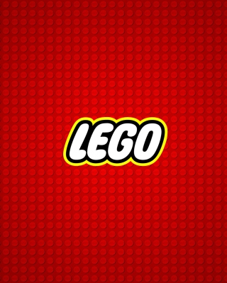Lego Logo - Obrázkek zdarma pro iPhone 6
