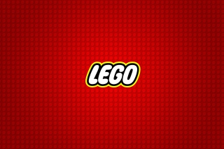 Lego Logo Wallpaper for Android, iPhone and iPad