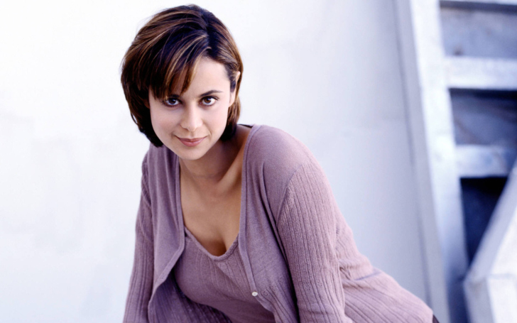 Catherine Bell wallpaper