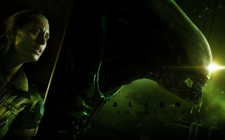 Free Alien Isolation Game Picture for Android, iPhone and iPad