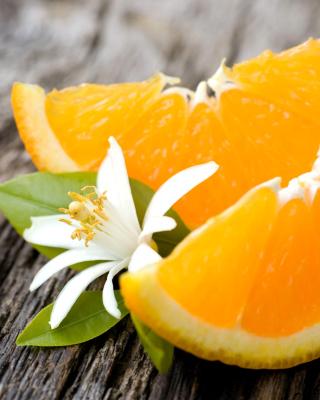 Orange Slices - Obrázkek zdarma pro iPhone 4