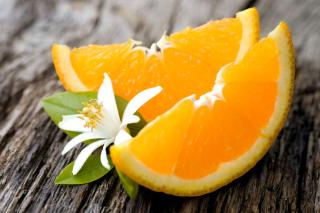 Orange Slices - Obrázkek zdarma pro Desktop Netbook 1024x600
