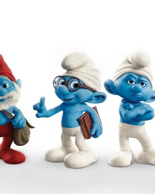 Smurfs 2011 Movie - Obrázkek zdarma pro iPhone 6 Plus