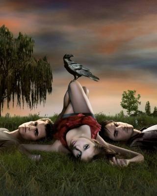 The Vampire Diaries Tv Series - Obrázkek zdarma pro iPhone 6 Plus