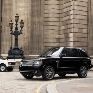 Land Rover Range Rover Classic and Retro - Obrázkek zdarma pro iPad