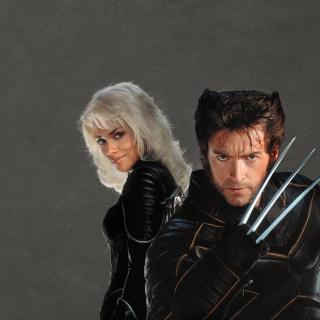 Wolverine - Marvel Comics - Obrázkek zdarma pro 208x208