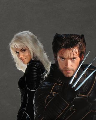 Wolverine - Marvel Comics - Obrázkek zdarma pro 360x400