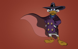 Darkwing Duck - Obrázkek zdarma pro Android 720x1280