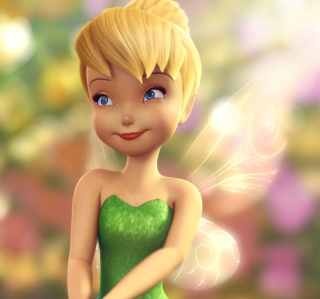 Tinker Bell - Obrázkek zdarma pro 2048x2048