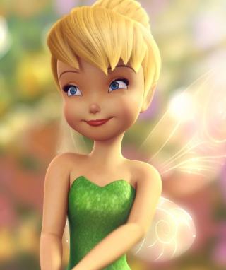 Tinker Bell - Obrázkek zdarma pro Nokia C3-01
