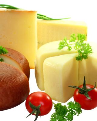 Selected Cheese - Obrázkek zdarma pro Nokia Asha 300