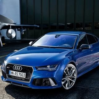 Audi RS7 - Obrázkek zdarma pro iPad