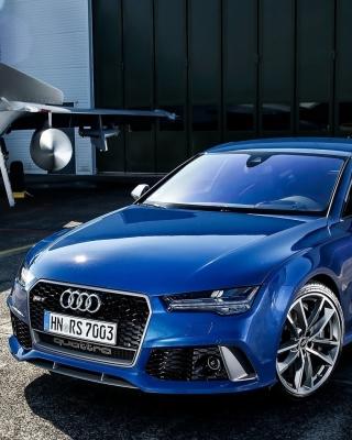 Audi RS7 - Obrázkek zdarma pro iPhone 4