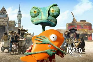 Rango - Obrázkek zdarma pro 1600x900