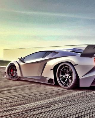 Lamborghini Veneno - Obrázkek zdarma pro Nokia Asha 305