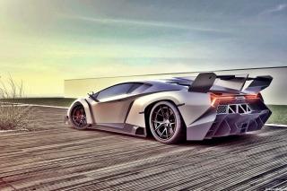 Lamborghini Veneno - Obrázkek zdarma pro Android 480x800