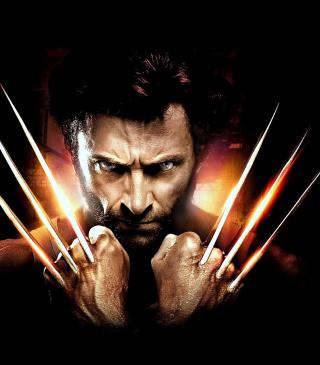 The Wolverine - Obrázkek zdarma pro Nokia Asha 310