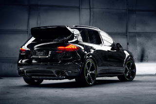 Porsche Cayenne Turbo S Wallpaper for Android, iPhone and iPad