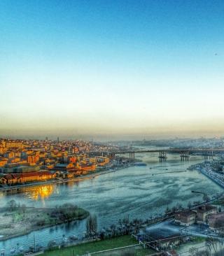 Istanbul - Obrázkek zdarma pro 320x480