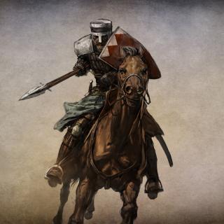 Knight - Obrázkek zdarma pro iPad 2
