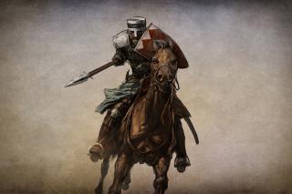 Knight - Obrázkek zdarma pro HTC Desire 310