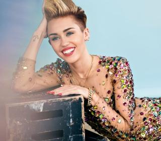 Miley Cyrus 2014 - Obrázkek zdarma pro iPad Air