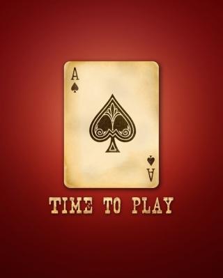 Time To Play - Obrázkek zdarma pro 240x432