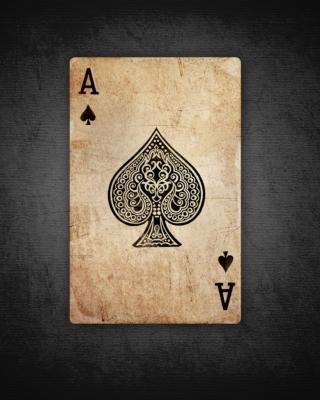 The Ace Of Spades - Obrázkek zdarma pro Nokia C-Series