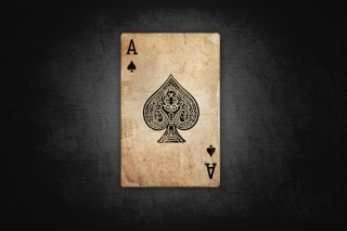 The Ace Of Spades Wallpaper for Android, iPhone and iPad