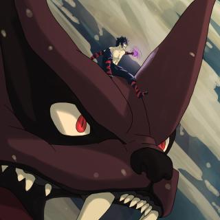 Naruto Menma Uzumaki - Obrázkek zdarma pro 320x320