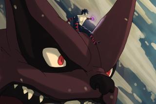 Naruto Menma Uzumaki - Obrázkek zdarma pro 320x240