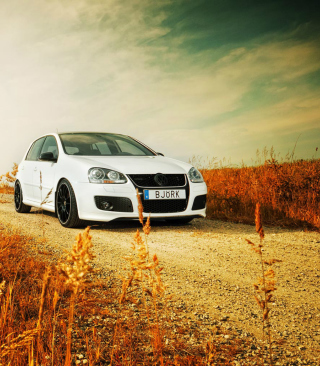 Volkswagen Golf - Obrázkek zdarma pro Nokia Asha 501